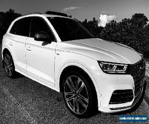 2017 Audi SQ5 3.0 V6 Turbo TFSI MY 2018 for Sale
