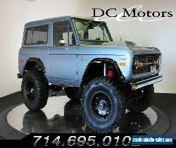 1975 Ford Bronco for Sale