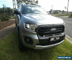 2019 Ford Ranger PX MkIII MY19 Wildtrak 2.0 (4x4) Grey Automatic 10sp A for Sale