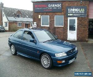 Ford Escort rs2000 4x4 history new mot rare car NOW SOLD for Sale