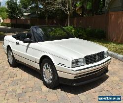 1993 Cadillac Allante Convertible Coupe (STD is Estimated) for Sale