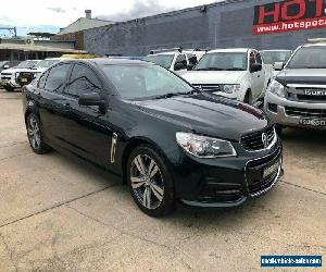 2013 Holden Commodore VF SV6 Green Automatic 6sp A Sedan for Sale