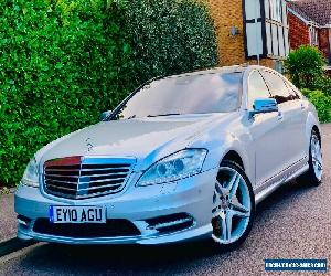 2010 Mercedes Benz S Class S500 L 5.5 V8 395BHP AMG 7G AUTO S600 S63 SALOON for Sale