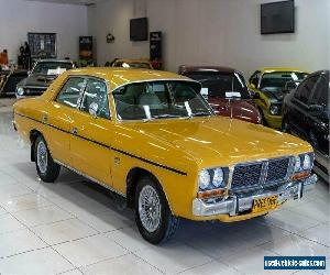 1979 Chrysler Valiant CM Yellow Automatic 3sp A Sedan for Sale