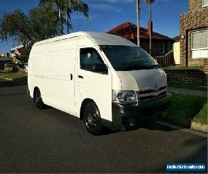 2012 Toyota HiAce KDH221R Automatic A Van for Sale