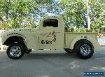 1941 Dodge Other Pickups STREET/RACE/SHOW for Sale