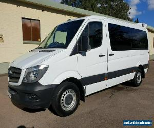 2015 Mercedes-Benz Sprinter 316 CDI White Automatic 7sp A Van for Sale