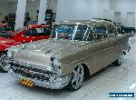 1957 Chevrolet 210 Gold Manual 5sp M Coupe for Sale