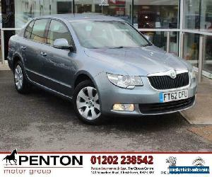 2012 SKODA Superb 1.6 TDI Greenline CR S 5dr for Sale