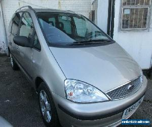 2006 (06) FORD GALAXY 1.9TDDI GHIA 130BHP ~ TOP OF THE RANGE~ MOT OCTOBER 2020 for Sale