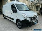 2015 Renault Master X62 White Automatic A Van for Sale