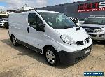 2014 Renault Trafic X83 Phase 3 White Automatic A Van for Sale