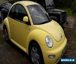 VW Yellow Beetle Car for Sale