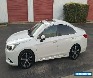 2016 SUBARU LIBERTY 3.6R LUXURY automatic sunroof  low 60km with RWC REGO READY  for Sale