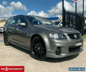 2011 Holden Commodore VE Series II SV6 Sportwagon 5dr Spts Auto 6sp 3.6i Grey A for Sale