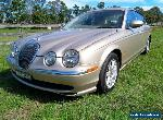 JAGUAR S-Type 2003 V6 2.5 ltr Auto Sedan - 122103,kms GOOD COND - **NO RESERVE** for Sale