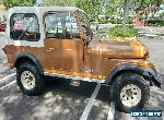 1979 Jeep CJ Renegade for Sale