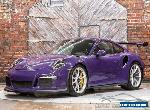 2016 Porsche 911 Coupe GT3 RS (PDK) for Sale