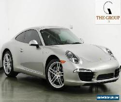 2012 Porsche 911 991 Carrera for Sale