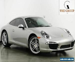 2012 Porsche 911 991 Carrera for Sale