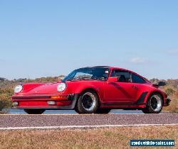 1987 Porsche 930 2 Dr Coupe for Sale