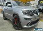2014 Jeep Grand Cherokee WK MY14 SRT 8 (4x4) Silver Automatic 8sp A Wagon for Sale