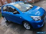 2015 SUZUKI CELERIO SZ3 5 DOOR HATCHBACK MANUAL PETROL **VERY LOW MILAGE** for Sale
