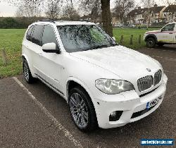 2012 BMW X5 XDRIVE40D M SPORT 306 BHP PANORAMIC ROOF for Sale