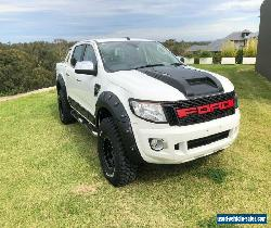 2015 Ford Ranger PX MkII XLT Hi-Rider Utility Double Cab 4dr Man 6sp, 4x2 106 M for Sale