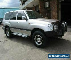 2003 Toyota Landcruiser UZJ100R GXL (4x4) Gold Automatic 5sp A Wagon for Sale