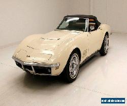 1968 Chevrolet Corvette Roadster for Sale