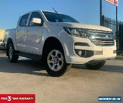 2017 Holden Colorado Summit White Automatic A Utility for Sale