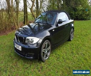 2010 BMW 1 Series 118d Convertible Diesel Manual for Sale