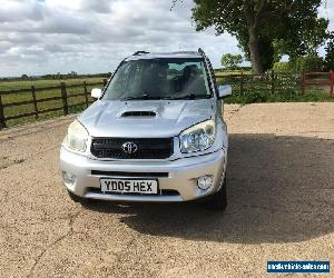 Toyota Rav 4 2.0  XT3d 4d Turbo Deisel   2005 low mileage.  for Sale
