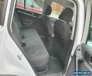 2015 65 plate Volkswagen Tiguan Match 2.0 TDI 150 BMT 4Motion Manual 4x4 white