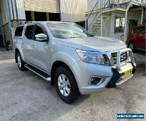 2016 Nissan Navara D23 ST Silver Automatic A Utility for Sale