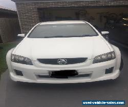 Holden Commodore SV6 2009 Automatic  for Sale