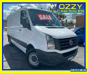 2016 Volkswagen Crafter 2ED1 MY16 35 TDI 300 MWB White Manual 6sp M Van for Sale