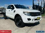 2014 Ford Ranger PX XL Hi-Rider Utility Double Cab 4dr Spts Auto 6sp, 4x2 125 A for Sale
