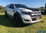 2015 Ford Ranger PX MkII XL Utility Double Cab 4dr Spts Auto 6sp, 4x4 1042kg A for Sale