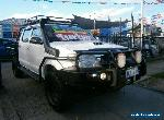 2011 Toyota Hilux KUN26R MY11 Upgrade SR (4x4) Manual 5sp M Dual Cab Pick-up for Sale