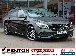 2017 Mercedes-Benz CLA Class 2.1 CLA200d AMG Line Shooting Brake (s/s) 5dr for Sale