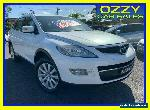 2008 Mazda CX-9 Classic White Automatic 6sp A Wagon for Sale