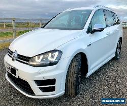 2016 Volkswagen golf r estate, 37k miles, FSH, 4motion, dsg, Great spec for Sale