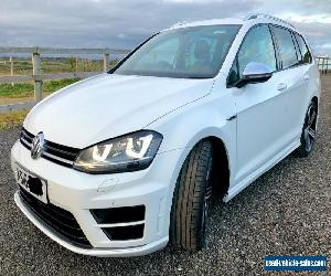 2016 Volkswagen golf r estate, 37k miles, FSH, 4motion, dsg, Great spec