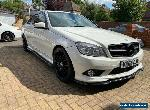 2011 white Mercedes c350 blueefficiency sport cdi - Automatic - 72k mileage! for Sale