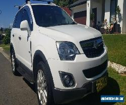 Holden Captiva Series 2 -  2012 for Sale