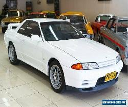 1993 Nissan Skyline HR32 GTR White Manual 5sp M Coupe for Sale