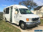 2006 Ford E-Series Van Starcraft Dually Shuttle Van for Sale