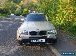 57 plate  bmw x3   4x4 LONG MOT  ONLY 87K  for Sale
